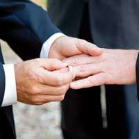 Civil partnerships have halved since same-sex marriage law