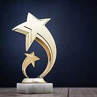 OGR Stock Denton to receive Employer of the Year Award