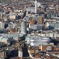 New figures show a return to City Centre living