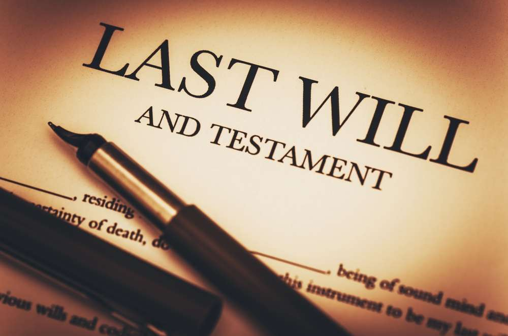 Why cohabiting couples should write a Will