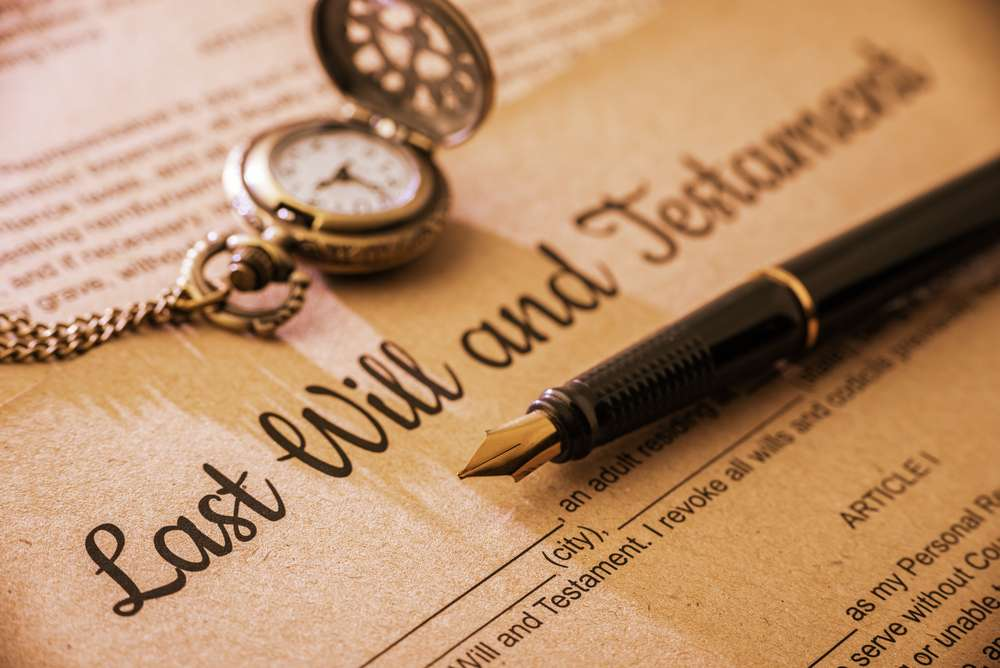 44 per cent of over 50's review their Wills multiple times