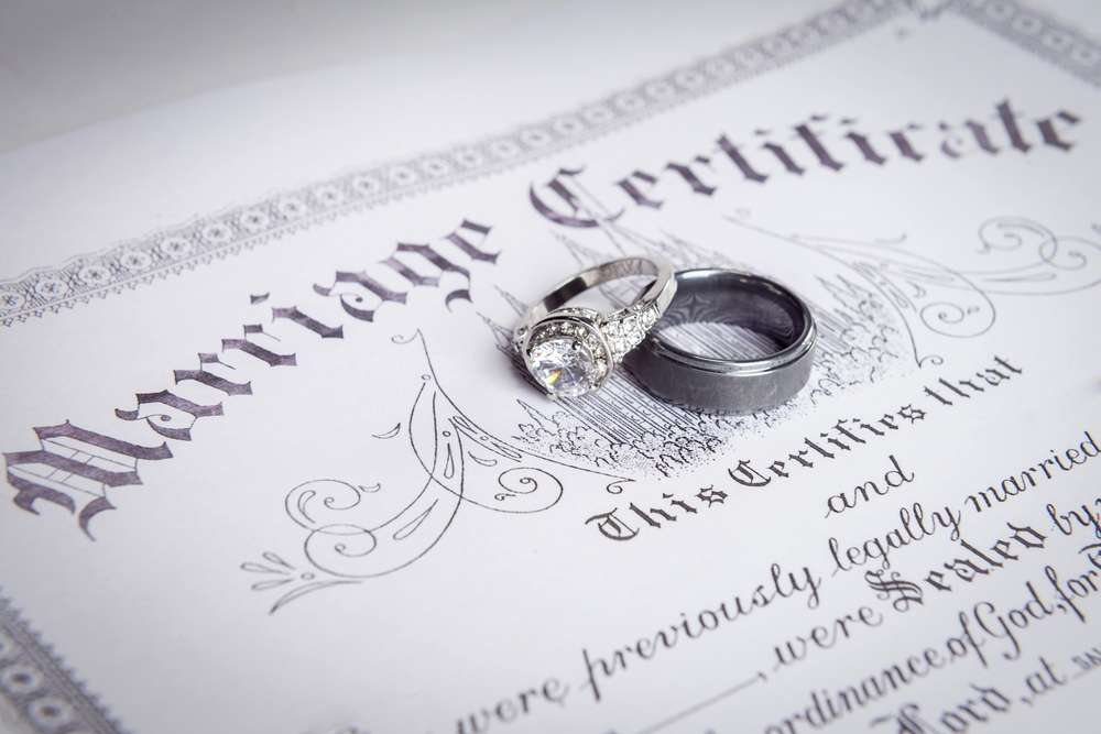 "Marriage rates ""remain at a historical low"""