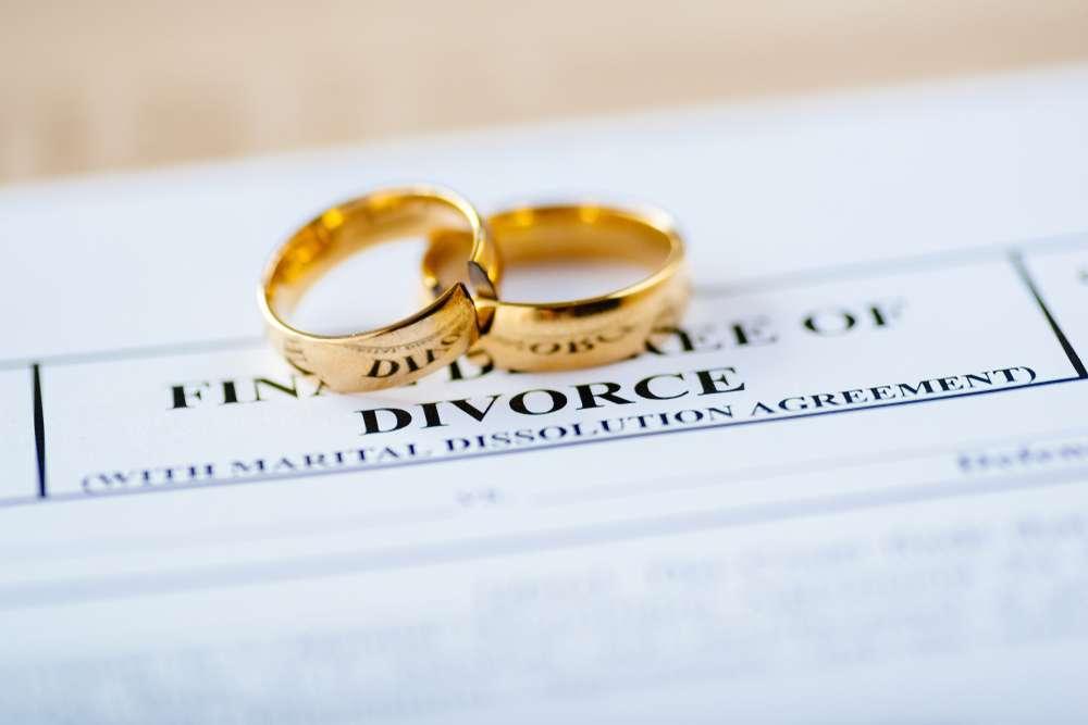 No Fault Divorce Bill