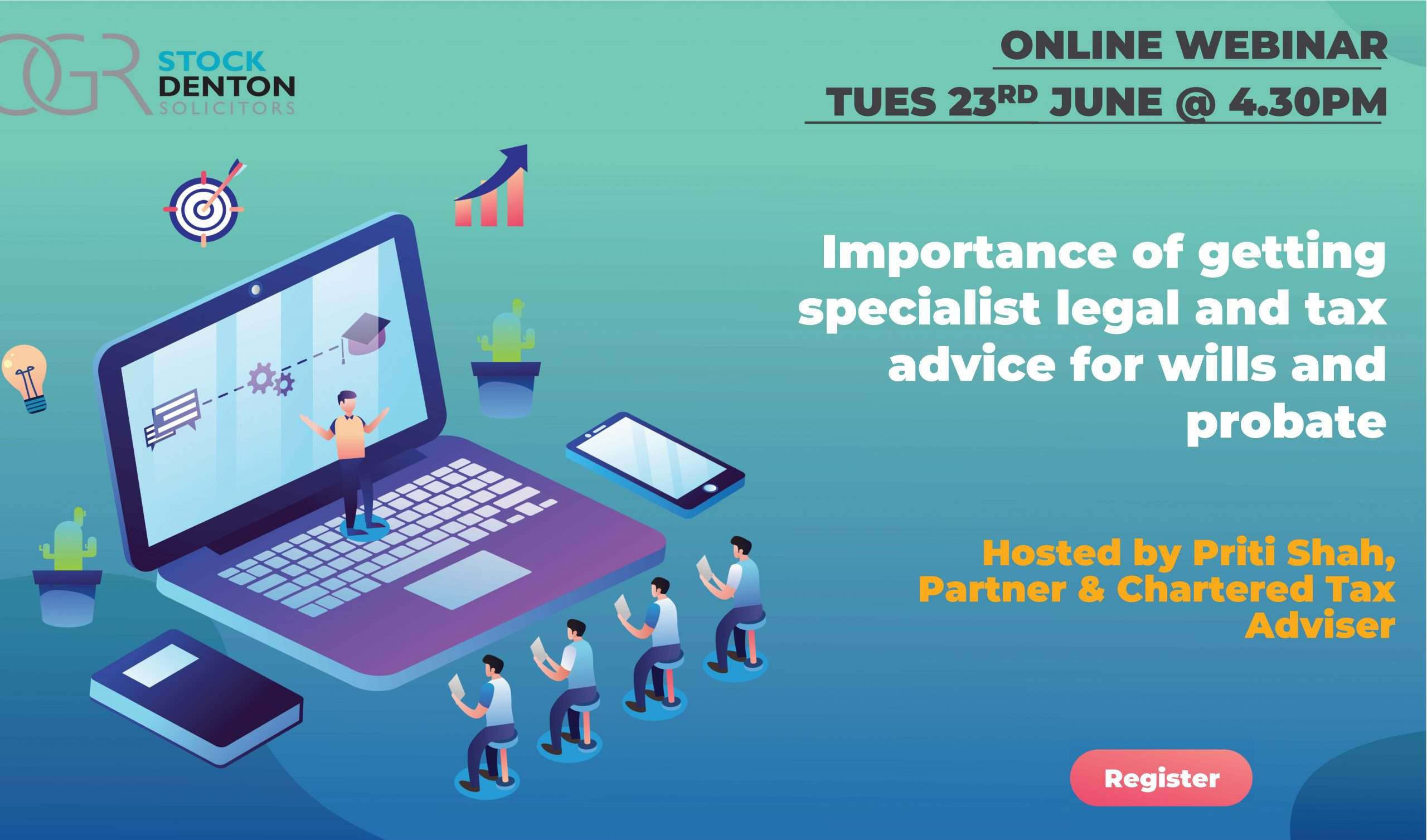 Importance of getting specialist legal and tax advice for wills and probate