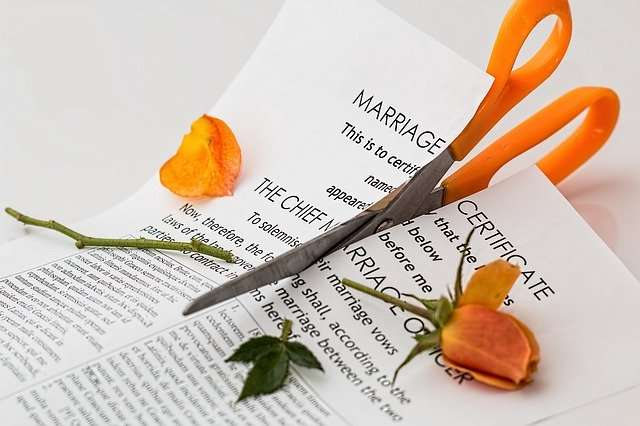No Fault Divorce is being made law